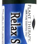 Relax Synergy Pre-Diluted Essential Oil Roll-On 10 ml (1/3 fl oz). Ready to use!