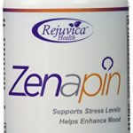 Zenapin: Top All-Natural Anti-Anxiety Supplement with SIX Stress-Relieving Ingredients – GABA, Magnesium, DMAE, Chamomile, 5-HTP, and Ashwagandha and B-Vitamins