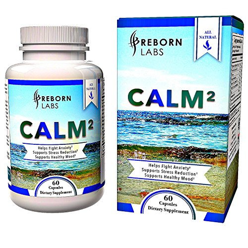 Anxiety Relief Pills that Work Quickly to Reduce Anxiety & Stress - With Magnesium & Ashwagandha - Long-Lasting Anti Anxiety Supplement - With L-Theanine, GABA & Turmeric for Stress Support