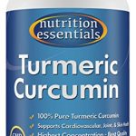 #1 Turmeric Curcumin – Most Potent Turmeric for Joint Pain – 100% Pure & Organic Turmeric Curcumin – 60 Day Supply