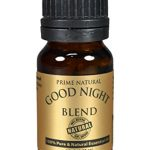 Good Night Essential Oil Blend 10ml – 100% Natural Pure Undiluted Therapeutic Grade for Aromatherapy, Scents & Diffuser – Natural Sleep Aid, Depression Stress Anxiety Relief, Relaxation, Boost Mood