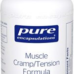 Pure Encapsulations – Muscle Cramp/Tension Formula – Hypoallergenic Supplement to Reduce Occasional Muscle Cramps/Tension and Promote Relaxation* – 60 Capsules