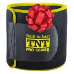 TNT Waist Trimmer Weight Loss Ab Belt – Stomach Wrap and Waist Trainer