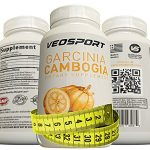 VEOSPORT Garcinia Cambogia Extract – Proven Appetite Suppressant with HCA. Promotes Healthy Weight Loss. 60 Capsules, Made in the USA, used By Real Athletes. Quality Weight Loss Supplement.