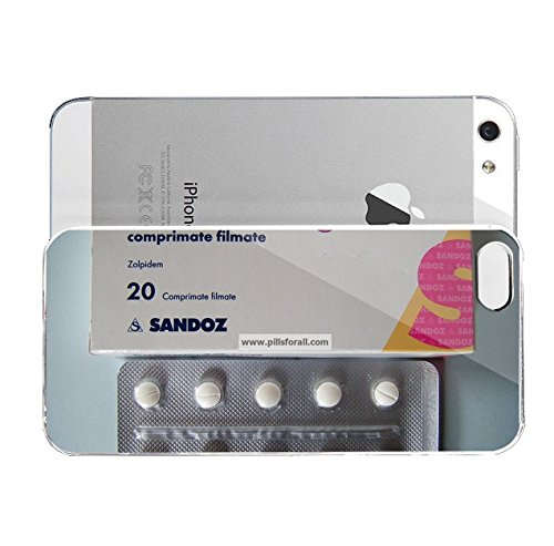 iPhone 5S Case Zolpidam If You Want To Buy Zolpidam Online Better Read This Buy Ambien Hard Plastic Cover for iPhone 5 Case