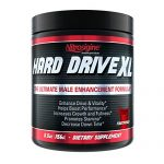Hard Drive XL #1 Male Enhancement Supplement l Testosterone Booster l Increase Libido, Sex Drive, Performance l Enhance Erection Size and Quality l Erectile Dysfunction