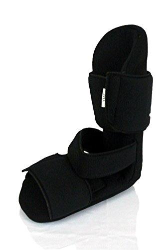 Night Splint 90 Degree Plantar Fasciitis Heel and Foot Pain Night Boot Padded (Small)