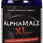 AlphaMaleXL – The #1 Most Potent & Powerful Male Enhancement Pills Available! All Natural & Clinically Proven Ingredients Testosterone Booster 1 Bottle Supply