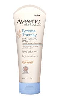 AVEENO Eczema Cream, 7.3-Ounces Product Shot