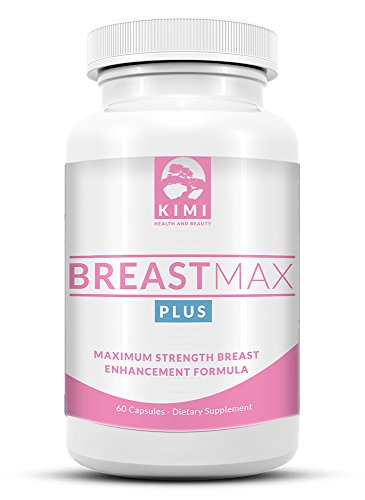 Breast Max Plus - The BEST Top Rated Breast Enhancement Pill, Curve Enhancement, Natural Augmentation that works!