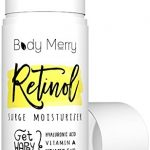 Retinol Surge Moisturizer- Retinol Cream 2.5% – 3.4 fl oz w Best Natural Ingredients Hyaluronic Acid Serum + Green Tea + Vitamins for Anti-Aging & Anti-Wrinkle & Even Skin Tone & Acne Care…