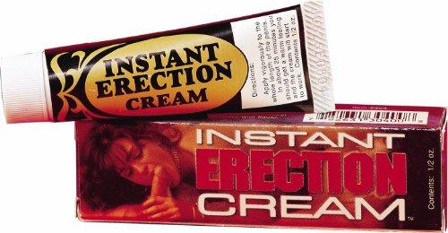 Instant Erection Arousal Cream 0.5 Ounce