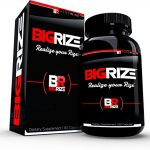 Bigrize #1 Rated Male Enhancement & Testosterone Booster, 60 Capsules – Increase Gains, Energy, Stamina, Length, Size & More 1 Month