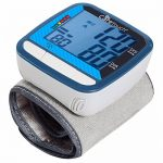 Care Touch Fully Automatic Wrist Blood Pressure Cuff Monitor – Classic Edition, 5″ – 8″ Cuff Size- Batteries and Case Included