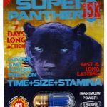 Triple Maximum SUPER PANTHER 15K – Fast & Long Lasting – BEST Male Sex Performance Enhancement Pill – (5 Pills) (Super 15K)