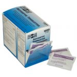 Pac-Kit by First Aid Only 12-080 BZK First Aid Antiseptic Towelette (Box of 25)