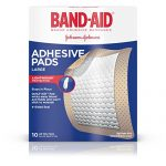 Band-Aid Comfort-Flex Adhesive Bandages-10ct, Large