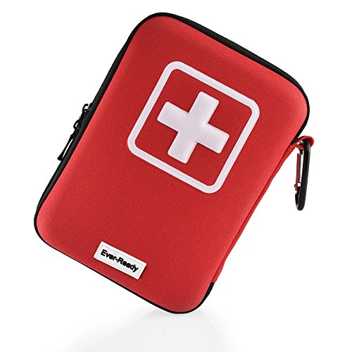 First Aid Kit (139 Pieces) - Ever-Ready Keeping You Safe in Hiking and Camping Emergencies - Fully Stocked Car and Home Medical Supplies - A Survival Kit You Can Trust