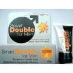 Nanomed Smart Double Erectile Enhancer Natural Cream for Men 25 G. Product of Thailand