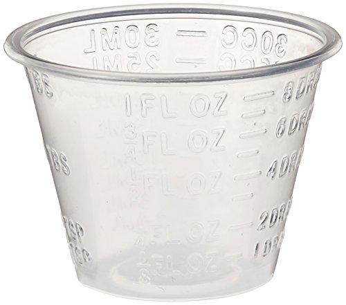 Medicine Cups Disposable 1oz. Graduated - 1 PK/100