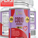 ** DR RATED PURE COQ10 ** Top Rated 5 Star Formula – Skin, Heart And Fertility – Beats Any Liquid And Pills – la salud del corazon