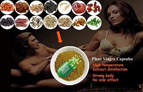 50 tablets Natural Herbal Capsules of Natural Viagra, Cure and Prevent Erectile Disablity, Increase Penis Size and Hardness