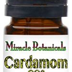 Miracle Botanicals CO2 Extracted Cardamom Essential Oil – 100% Pure Elettaria Cardamomum – 5ml, 10ml, or 30ml Sizes – Therapeutic Grade – 5ml