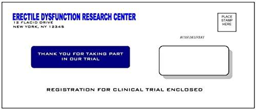 Erectile Dysfunction Prank Envelope