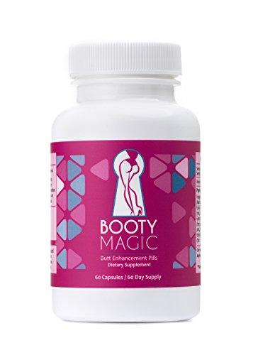 Booty Magic | Butt Enhancement Pills - 2 Month Supply