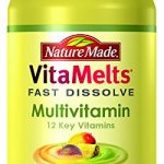 Nature Made VitaMelts Fast Dissolve Multivitamin (12 Key Vitamins) 100ct