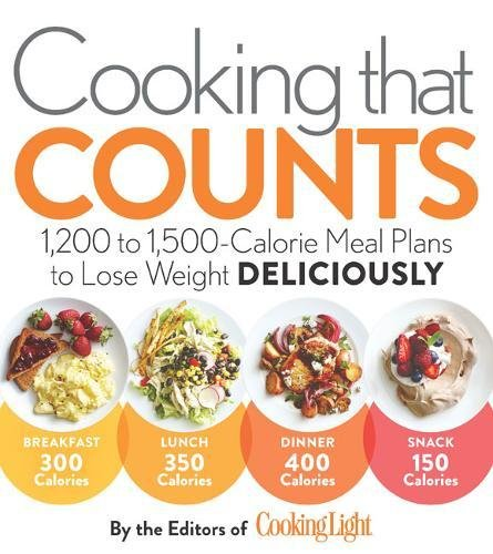 Cooking that Counts: 1,200- to 1,500-Calorie Meal Plans to Lose Weight Deliciously