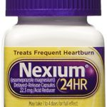 Nexium Delayed-release 42 Capsules Three 14-day Courses 24 Hr