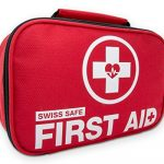 2-in-1 First Aid Kit (120 Piece) + Bonus 32-Piece Mini First Aid Kit: Compact, Lightweight for Emergencies at Home, Outdoors, Car, Camping, Workplace, Hiking & Survival