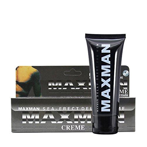 MAXMAN herbal male Penis Enlargement Cream Sex Delay Creme For Men Enlarge penis erection gel Bigger and longer for adults