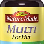 Nature Made Multi for Her Softgels – 23 Essential Vitamins & Minerals 60 Ct