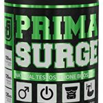 PRIMASURGE Natural Testosterone Booster Supplement for Men – Supports Lean Muscle Growth, Strength, Energy, & Fat Loss – Premium Cutting-Edge Ingredients – 60 Veggie Pills