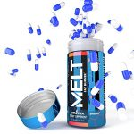 MELT – Best Thermogenic Fat Burner For Men & Women – Appetite Suppressant Pills for Fast Weight Loss – Real Results Guaranteed – 60 caps