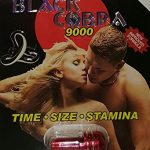 BLACK COBRA 9000 3 pills Triple Max Male Sexual Enhancement Pills 9 Days