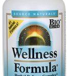Source Naturals Wellness Formula Herbal Defense Complex Supplement, 180 Count