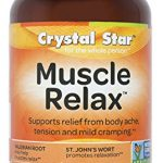 Crystal Star Muscle Relax, 60 Vegetarian Capsules