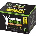 Athletic Greens Premium Green Superfood Cocktail – Complete Greens Powder Greens Supplement herbal extracts Alfalfa chlorella spinach grape seed extract for superior health – 30 Day Travel Packs