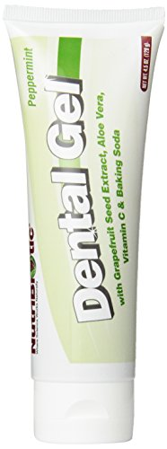 Nutribiotic Dentalgel, 4.5 Ounce
