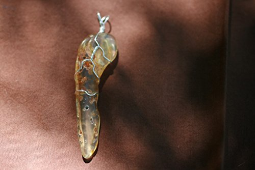 Amber Pendant is a natural cure against Impotence 5089