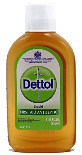 Dettol Antiseptic, 8.45 Ounce