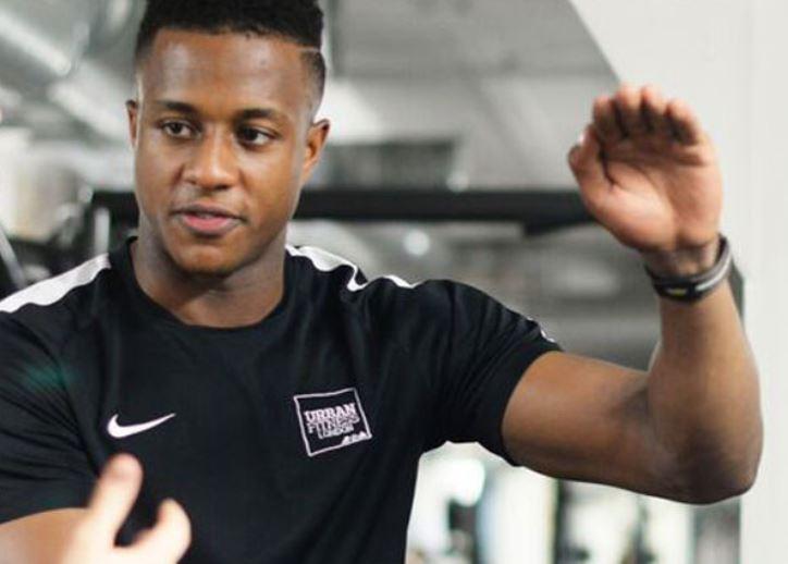 Fitness trainers: Londons hottest trainers Myles kiezer Healthista