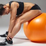 Get A Strong Heart With Balance Ball