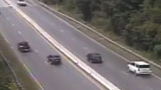 With Hurricane Florence taking aim at the Carolinas, South Carolina residents took advantage of lane reversals to get away from the coast
