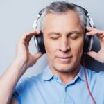 Using headphones with hearing aids