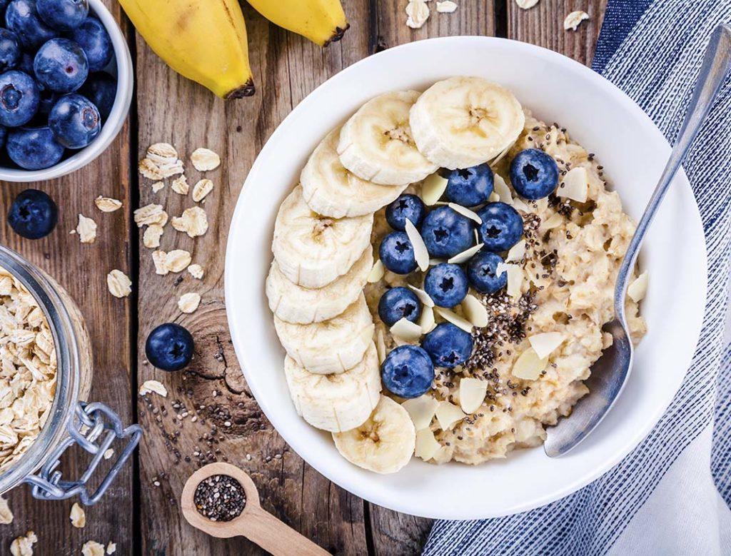 banana oats