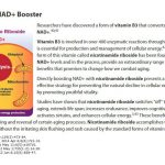 The Nicotinamide Riboside Supplement Improves Blood Pressure